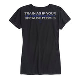 Women's TBL Train Like Tee