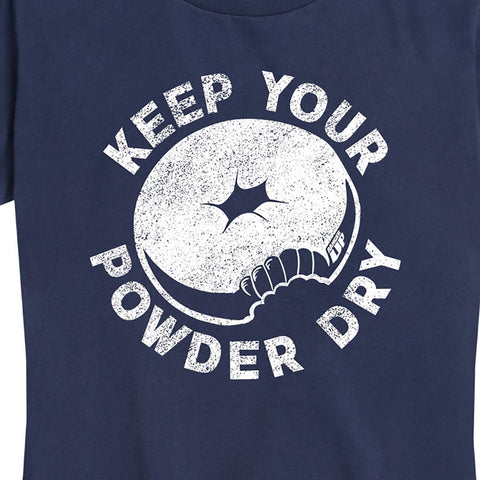 Women's LEO Keep Your Powder Dry T Shirt