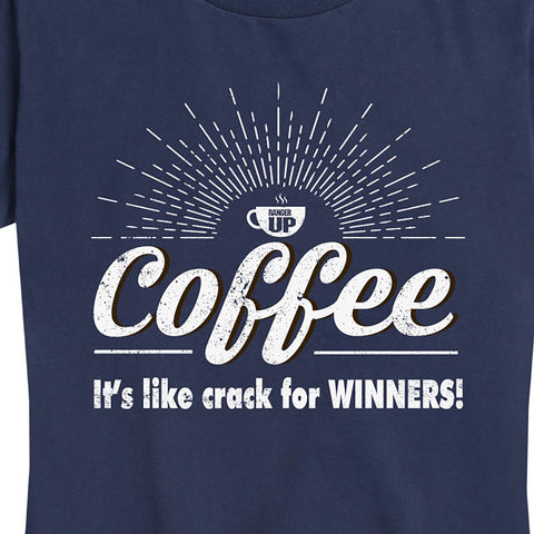 Women's Coffee is Crack T-Shirt