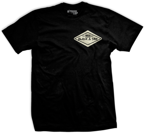 Darby Project Black and Tan T-Shirt
