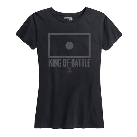 Women's King of Battle Tee