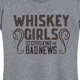 Women's Whiskey Girls T-Shirt