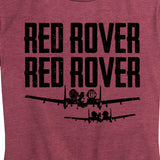 Women's Red Rover A-10 Tee
