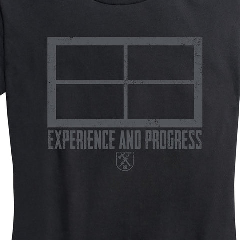 "Women's Medical Corps ""Experience and Progress"" Tee"