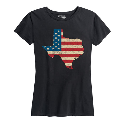 Women's Texas Patriot Tee