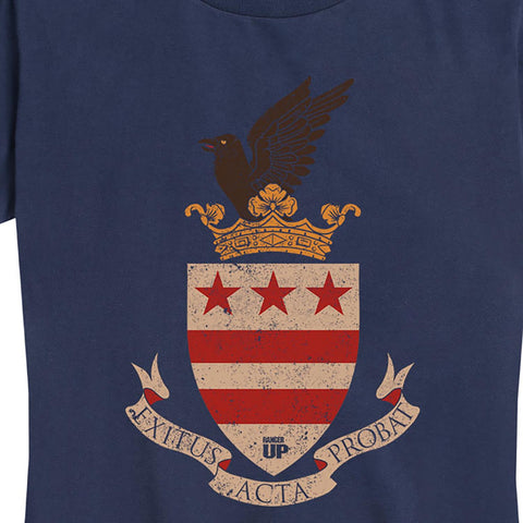Women's George Washington Coat of Arms Tee