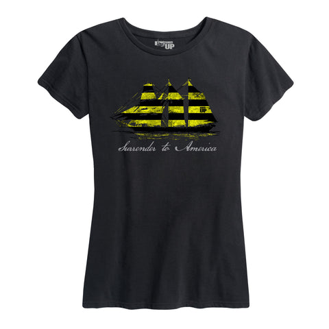 Women's Patriot Pirates Tee