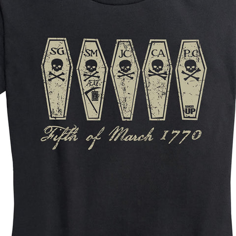 Women's The Boston Massacre Tee