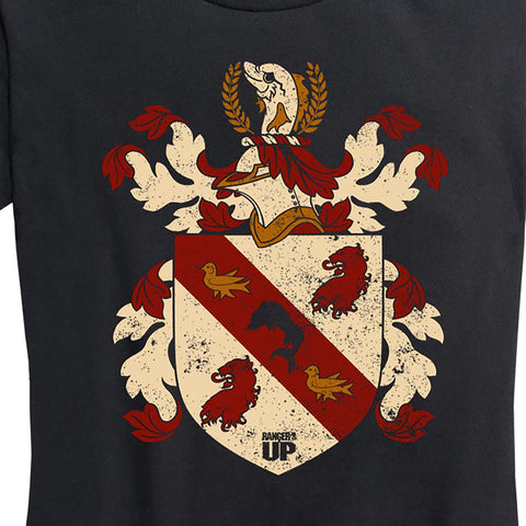Women's Benjamin Franklin Coat of Arms Tee