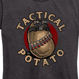 Women's Tactical Potato Tee