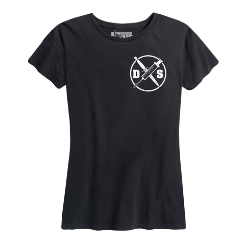 Women's Doc Simpson Warm Zone Tee