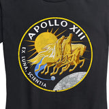 Women's Apollo 13 Mission Patch Tee
