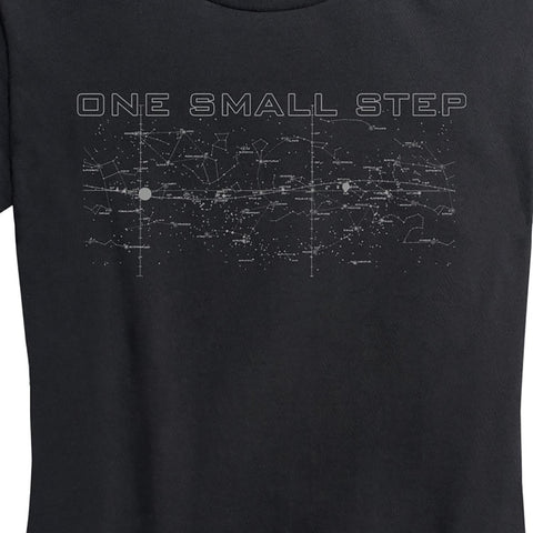 "Women's ""One Small Step"" Tee"