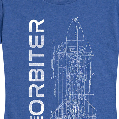 Women's NASA Orbiter Tee