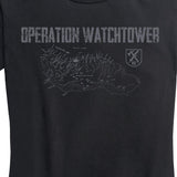 Women's Operation Watchtower Tee