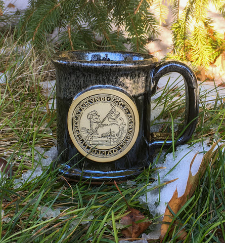 Lamb of God Stoneware Mug