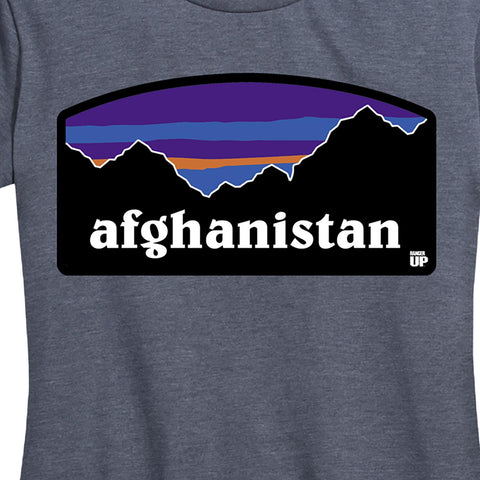 Women's Destination: Afghanistan Tee