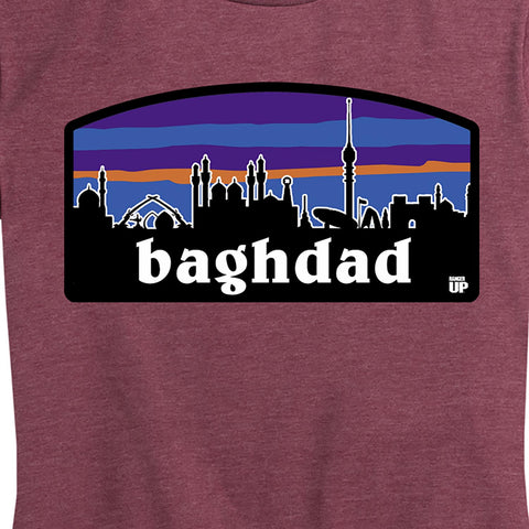 Women's Destination: Baghdad Tee