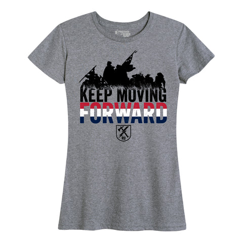 Women's Keep Moving Forward (Washington) Tee
