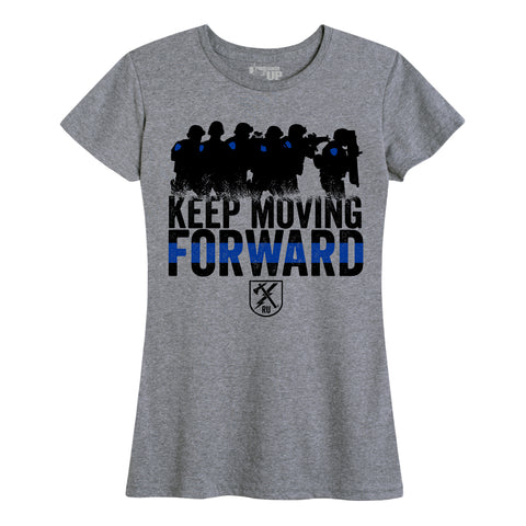 Women's Keep Moving Forward (LEO) Tee