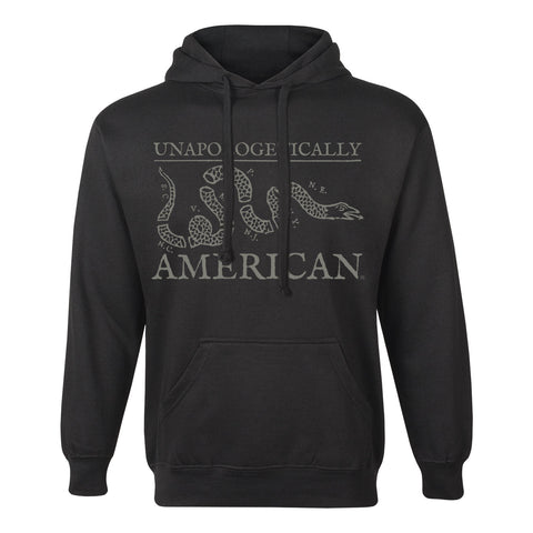 Unapologetically American Join or Die Hoodie