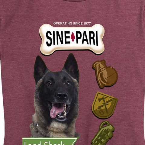 Women's Sine Pari Biscuits Tee