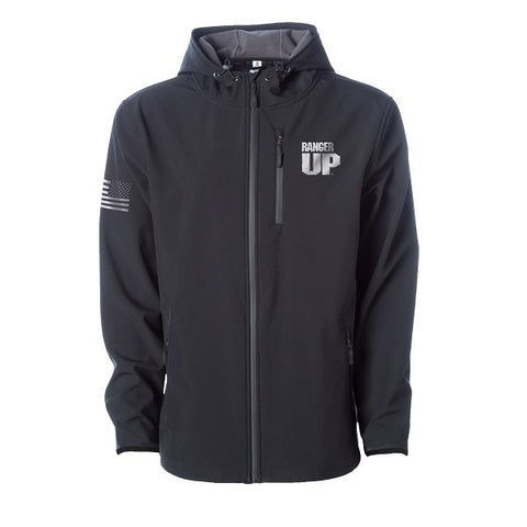 Ranger Up Flag Soft Shell Performance Jacket