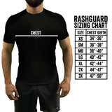 White Rank Rash Guard