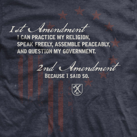 The 2nd Protects The 1st T-Shirt
