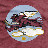 302nd Fighter Sqdrn Vintage T Shirt