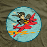 428th Fighter Sqdrn Vintage T Shirt