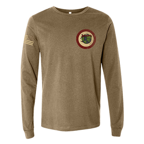 0aa72da1c 50th TCS Coyote Long Sleeve Tee