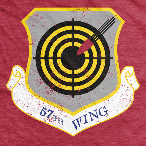 GOEF: 57th Wing- Cardinal Red