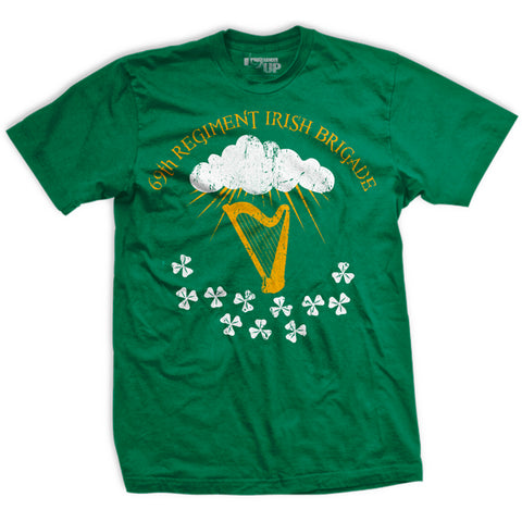 Members Only 69th Irish Brigade T-Shirt