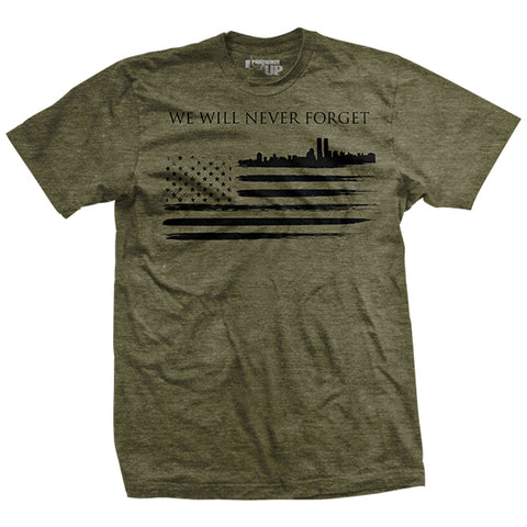 New York Tribute Flag T-Shirt
