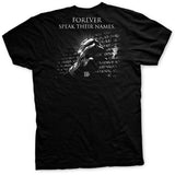 A Man Can Never Die Normal-Fit T-Shirt