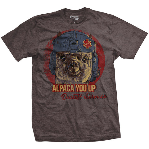 Alpaca You Up Dustoff T-Shirt