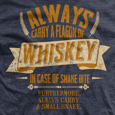 Always Carry a Flagon T-Shirt