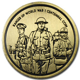 World War I Centennial American Coin