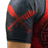 American Spartan Rash Guard