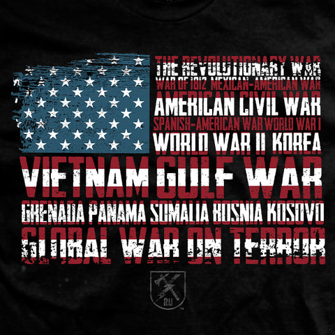A Nation Forged by War T-Shirt