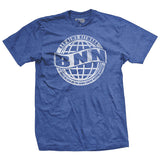 Bad News Network BNN Blue T-Shirt