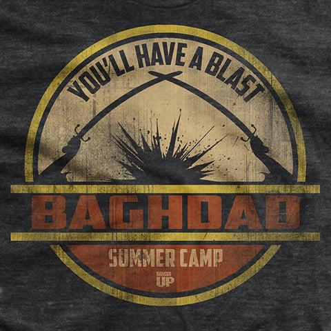 Baghdad Summer Camp T-Shirt