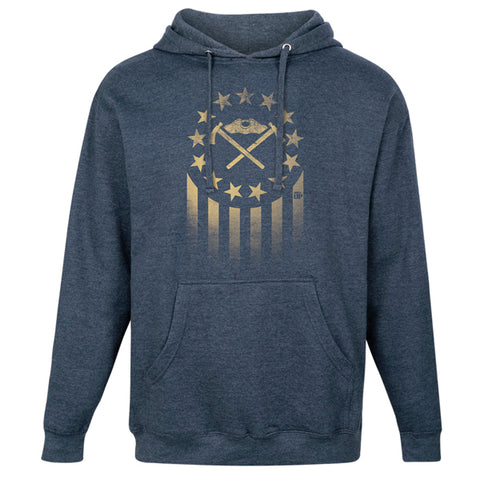 Betsy Ross Tomahawk Hoodie