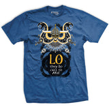 Viking Valhalla - Blue - T-Shirt
