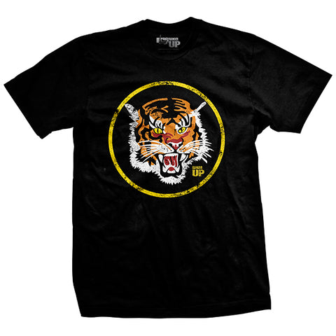 Bold Tigers Bomber T-Shirt