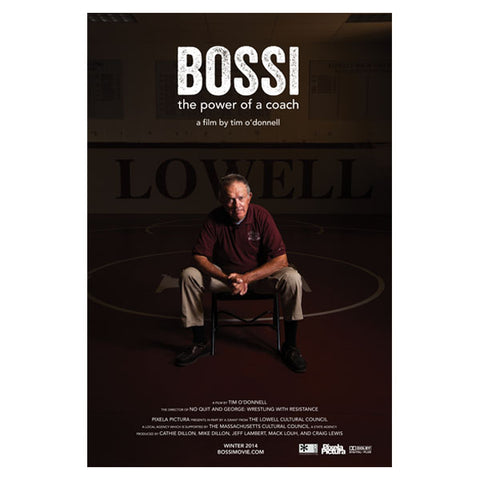 Bossi - The Documentary DVD
