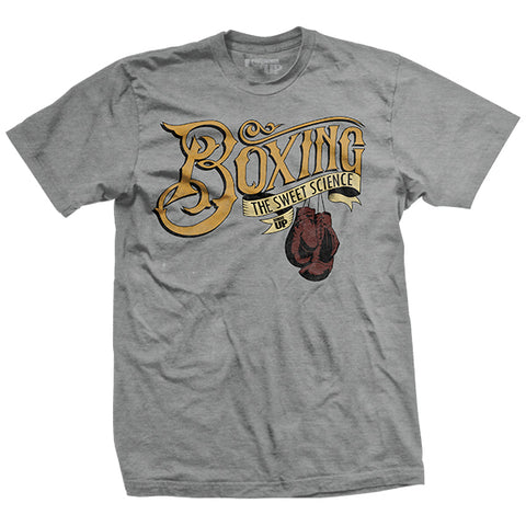 Boxing Sweet Science T-Shirt