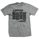 Caffeine Black Flag T-Shirt