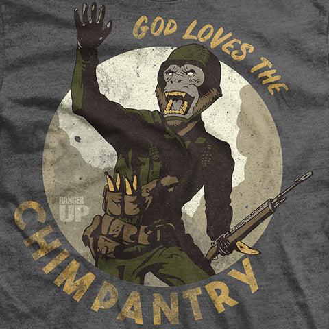 Chimpantry T-Shirt